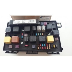 93184656 FUSES AND RELAYS BOX 1237094