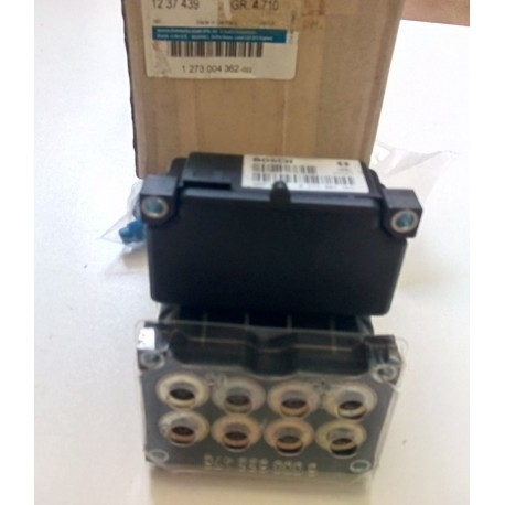 1237439 -CONTROL UNIT,WITH GASKET,ABS HYDRAULIC UNIT (EXCEPT ELECTRONIC STABILITY PROGRAM) (BOSCH 0273004362)