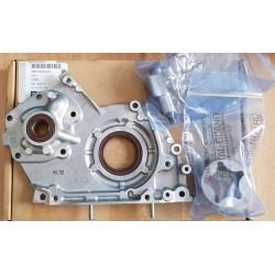 Bomba de aceite/Polea Opel 98060385